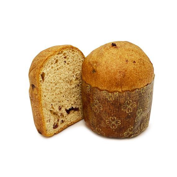 Proteinový muffin s brusinkami