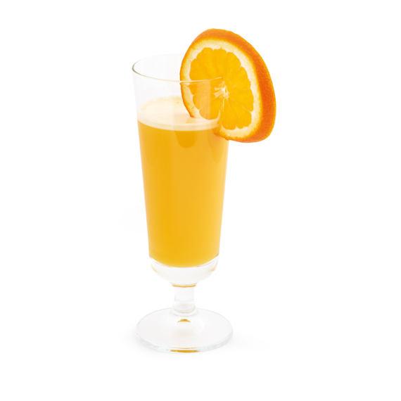 Nápoj s pomerančovou příchutí